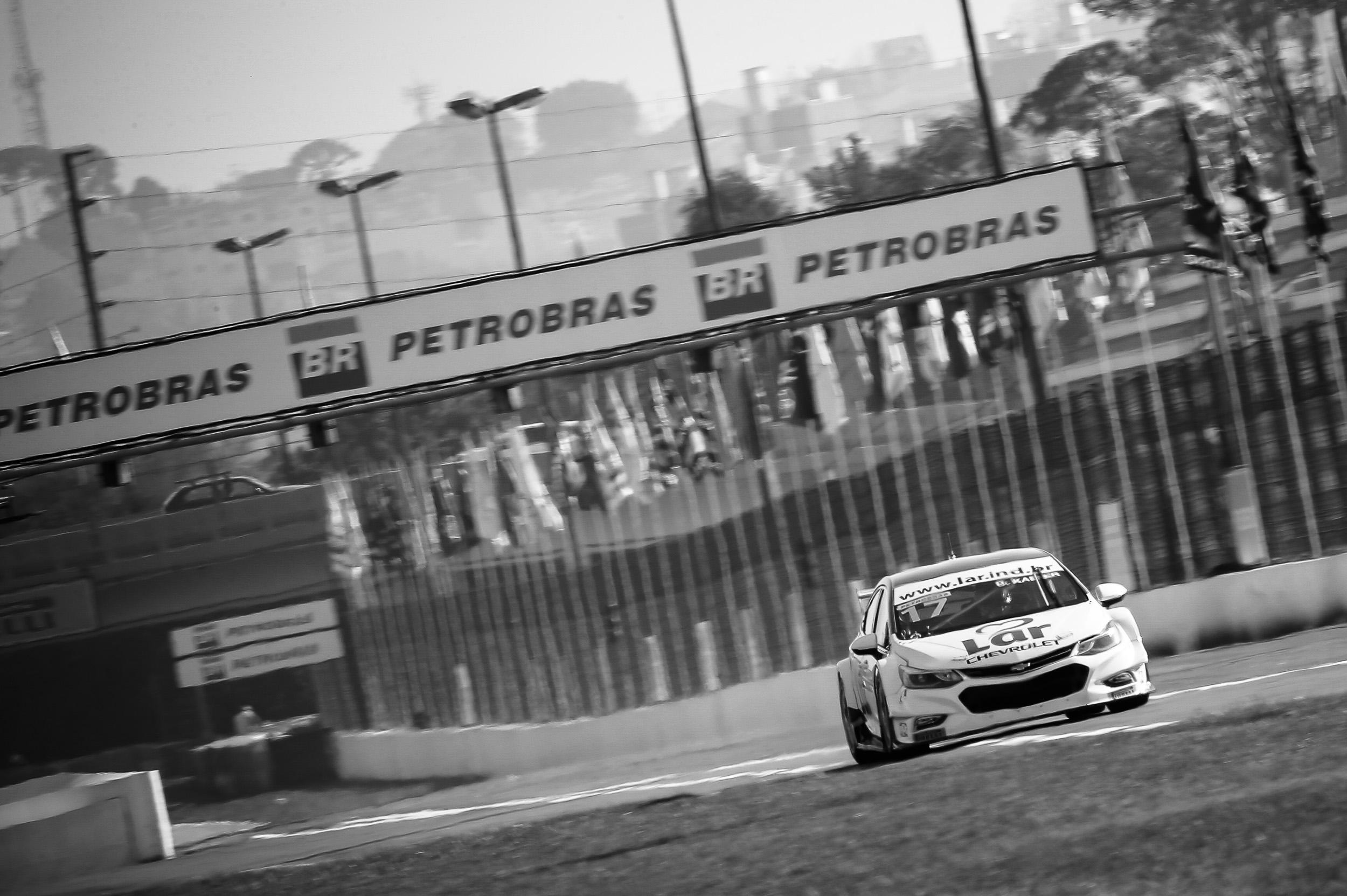 Marcas: Daniel Kaefer mira a pole neste sábado em Curitiba