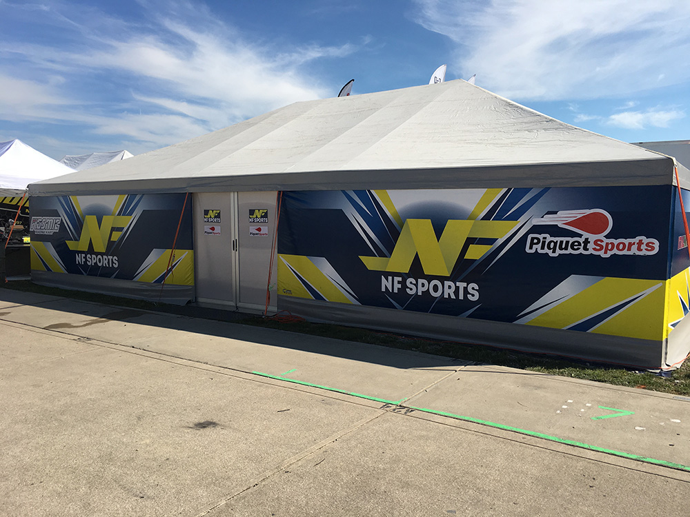 Em preparação para o SKUSA, NF Piquet Sports volta à pista em New Castle