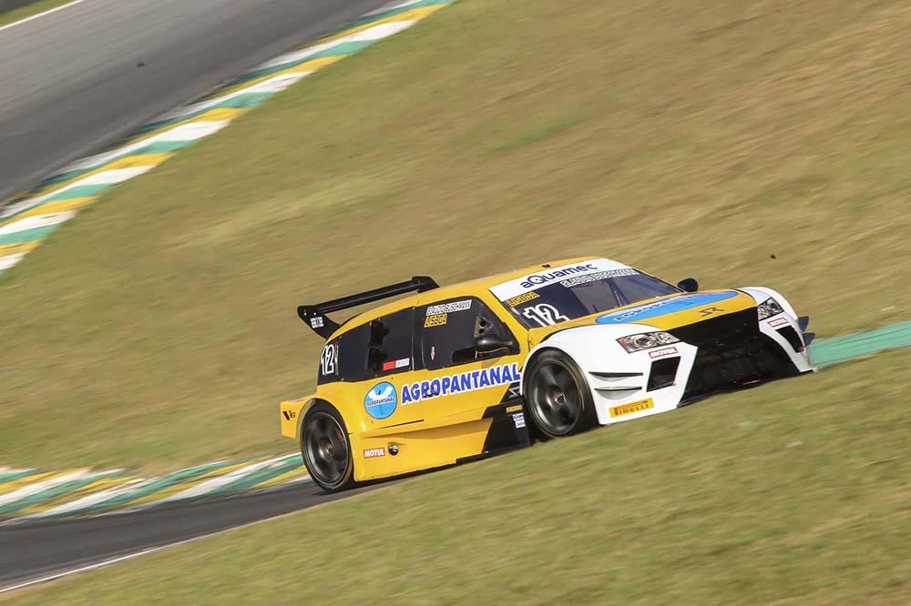 Sprint Race: Claudio Buschmann segue motivado para a disputa da quinta etapa da temporada