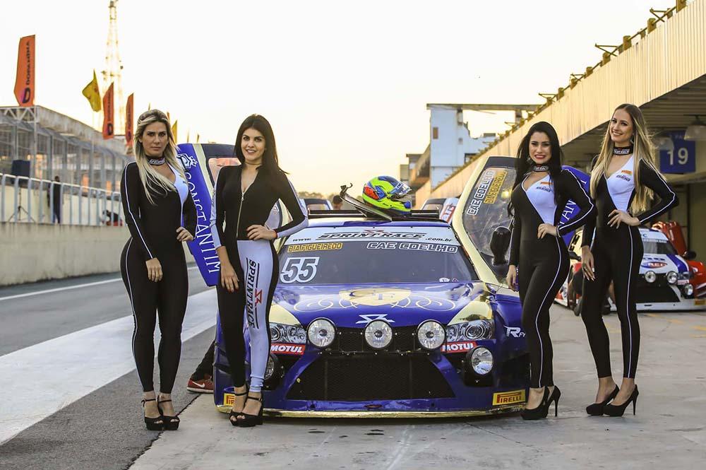 Curitiba recebe a quinta etapa da Sprint Race neste final de semana