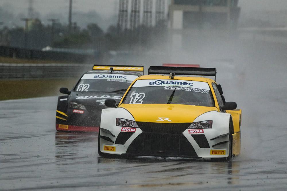 Sprint Race: Claudio Buschmann conquista dois pódios e é o vice líder da GP