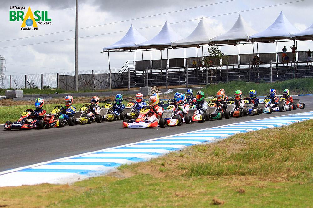Copa Brasil de Kart já está recebendo inscrições