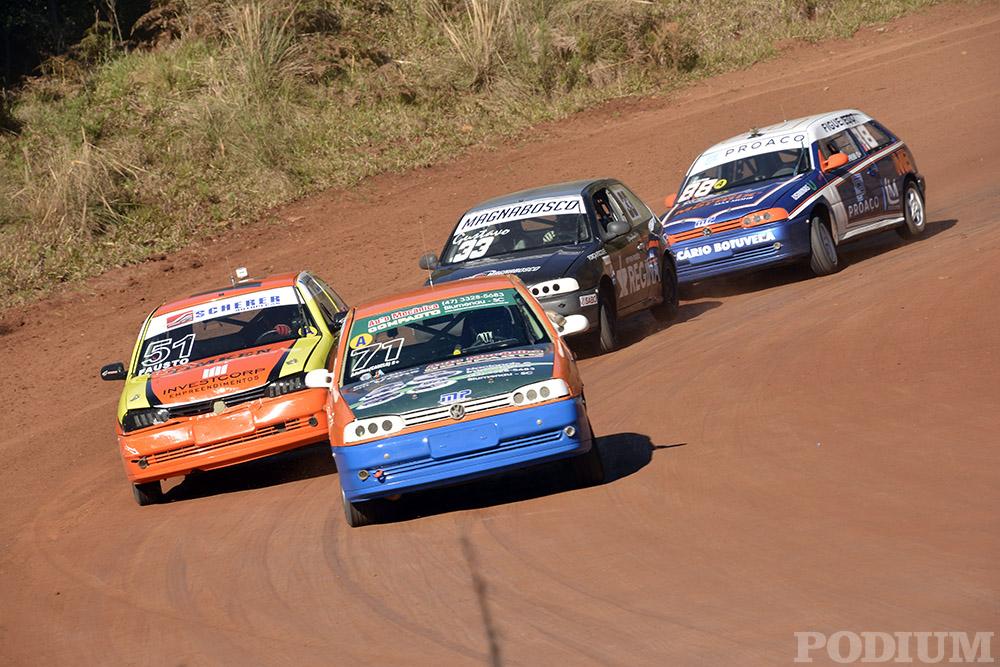 Festa da velocidade celebrou o centenário de Joaçaba