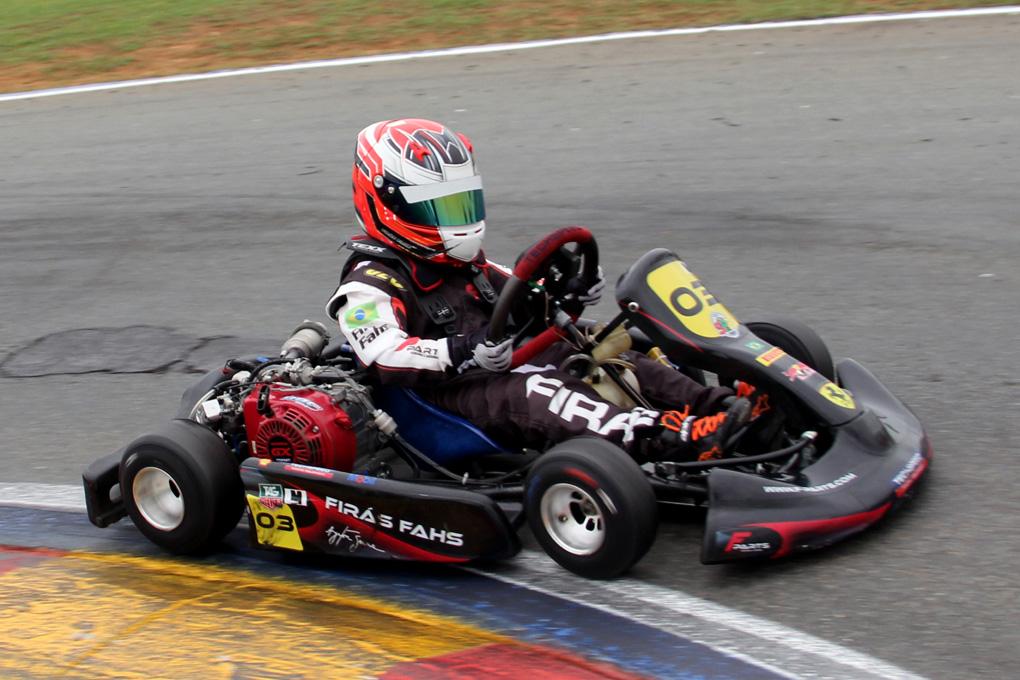 Paranaense de Kart será disputado em novembro