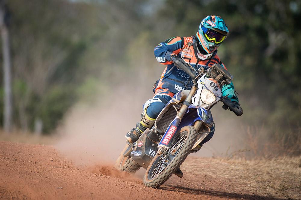 Rally dos Sertes – Ricardo Martins segue em terceiro entre as motos