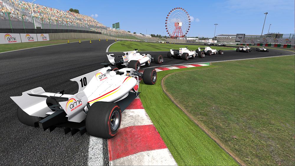 Desafio AMK Velocidade traz experiência de guiar um Fórmula 1 em Suzuka e dá cockpit ao vencedor