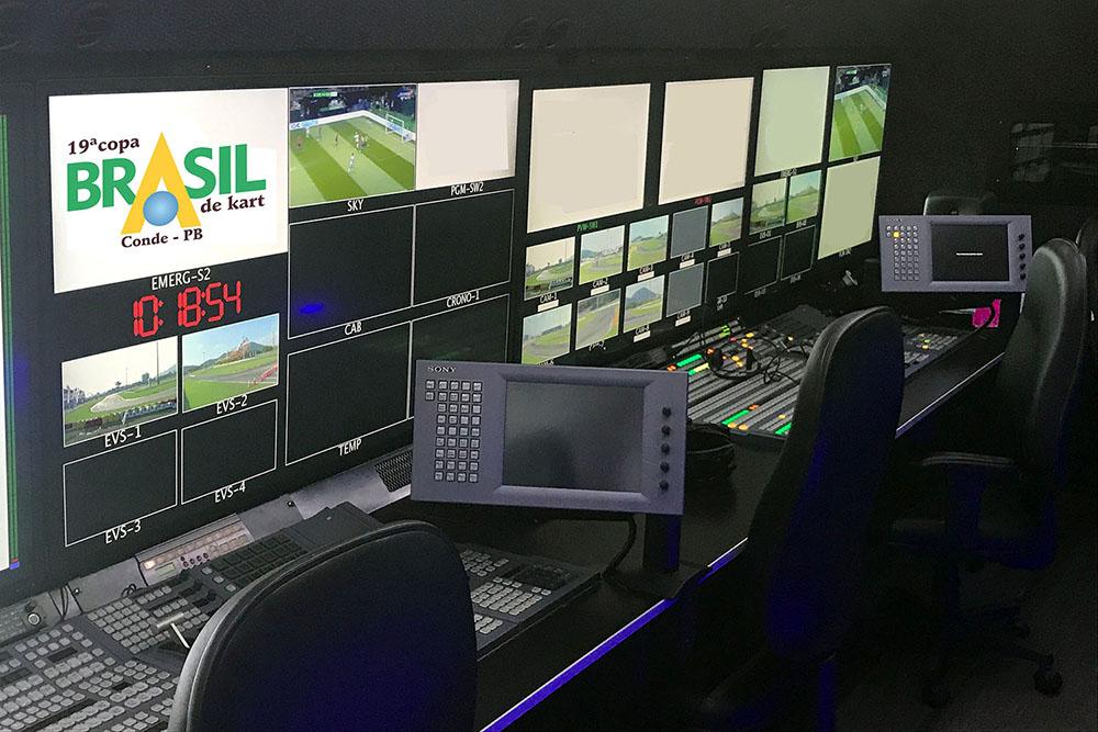 Copa Brasil de Kart terá transmissão ao vivo de todas as provas