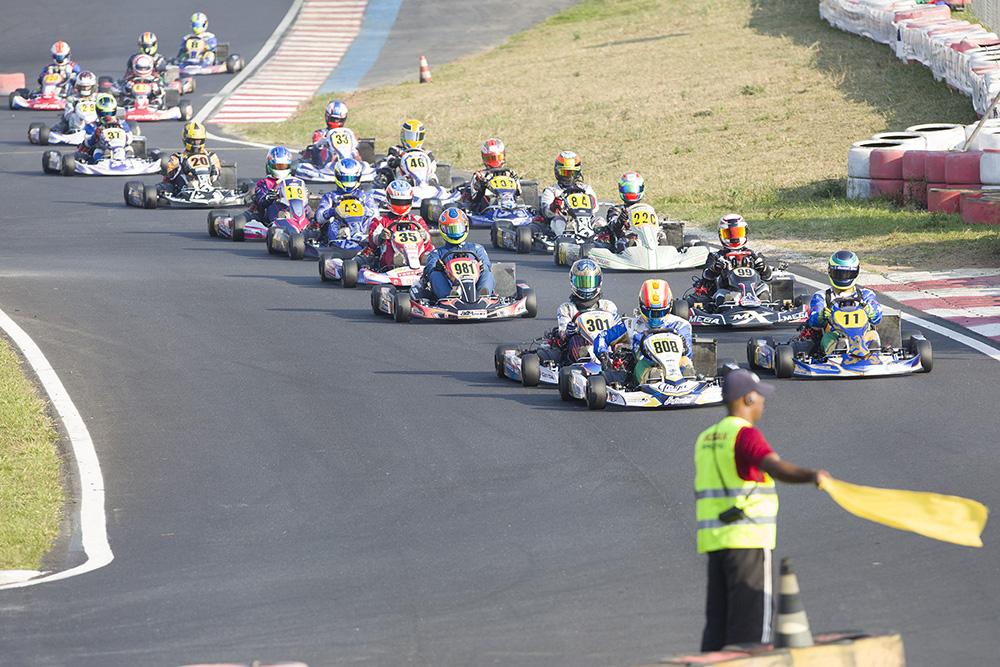 Brasileiro de Kart Rotax: Neste sábado serão conhecidos os campeões