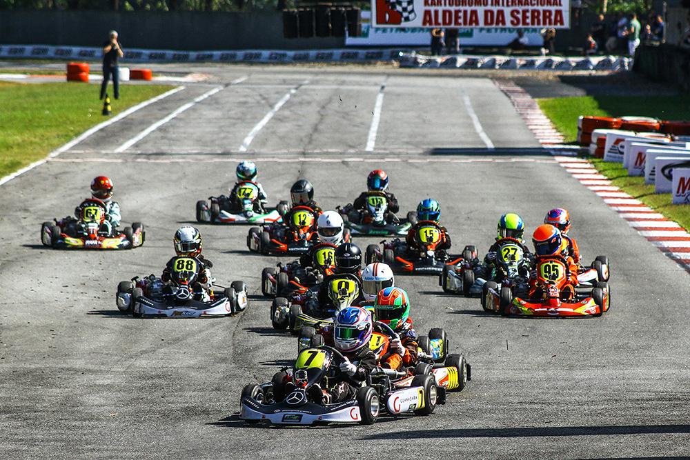 Sétima do Light recebeu quase 130 pilotos em Aldeia da Serra