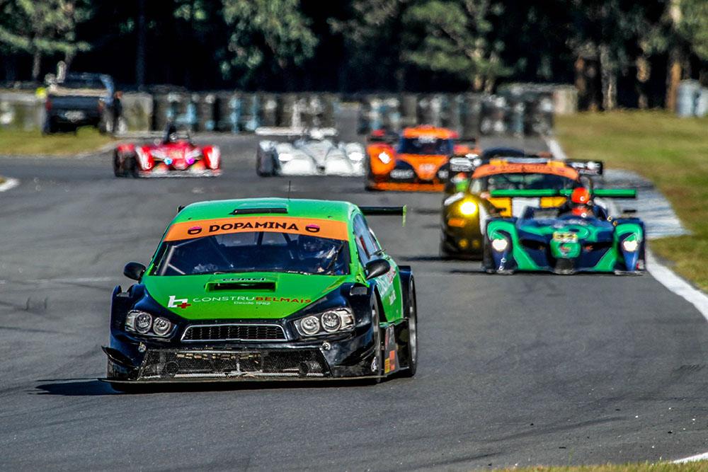 Mottin Racing defende a liderança do Brasileiro no Velo Città
