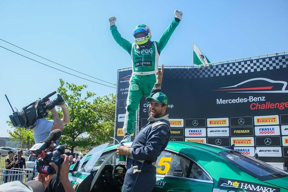 Mottin Racing faz a festa em Londrina