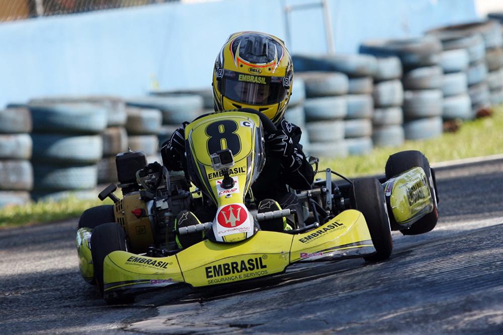 Metropolitano de Kart de Curitiba prossegue sanado com a 2ª etapa