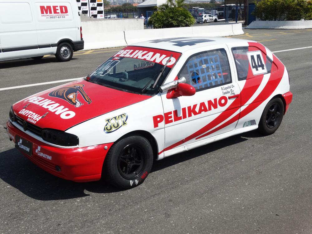 Lupatini Motorsport foi bem na 6.ª etapa no AIC