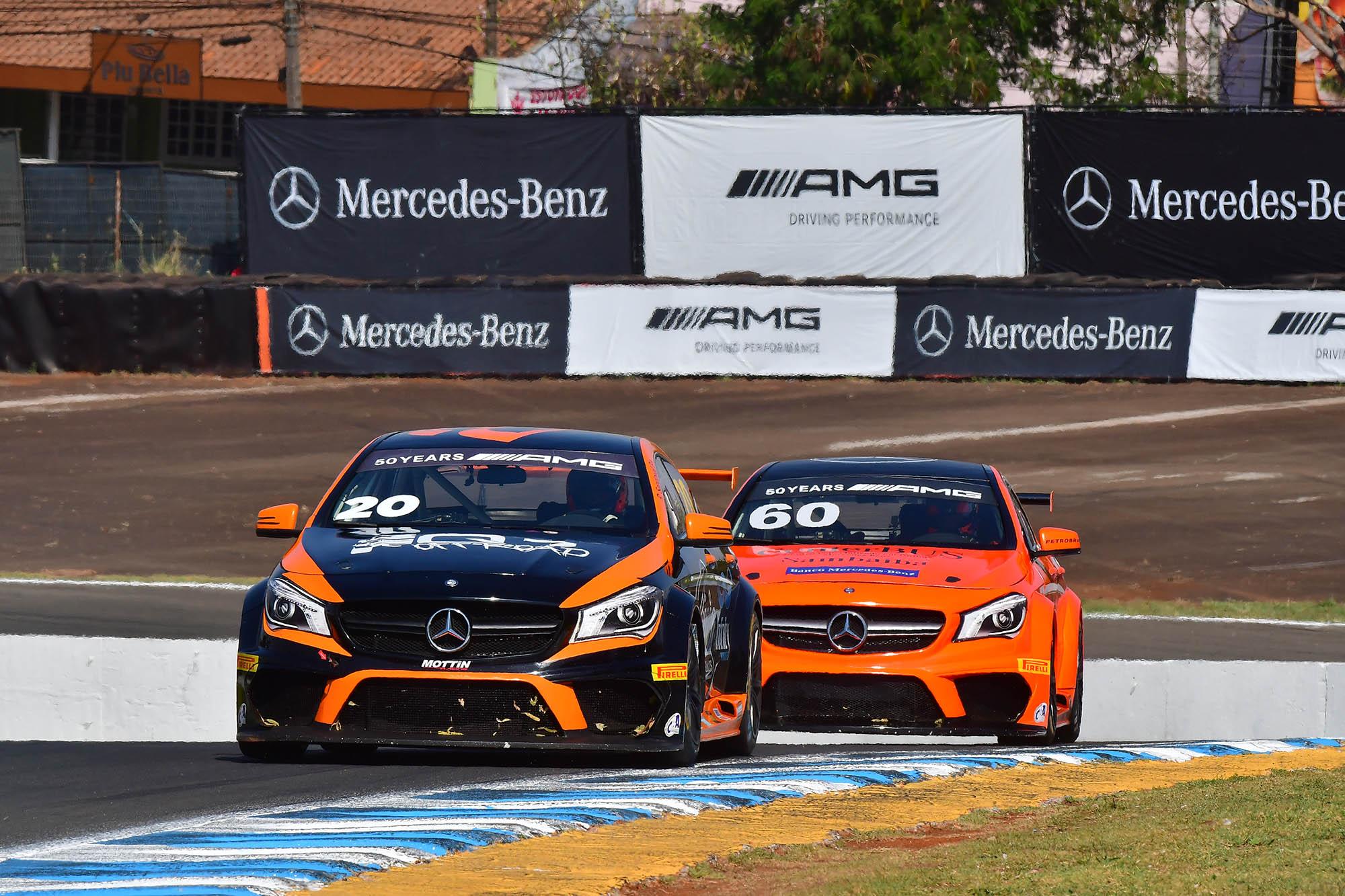 """Mottin Racing quer valer """"mando de casa"""" na etapa do MB Challenge"""