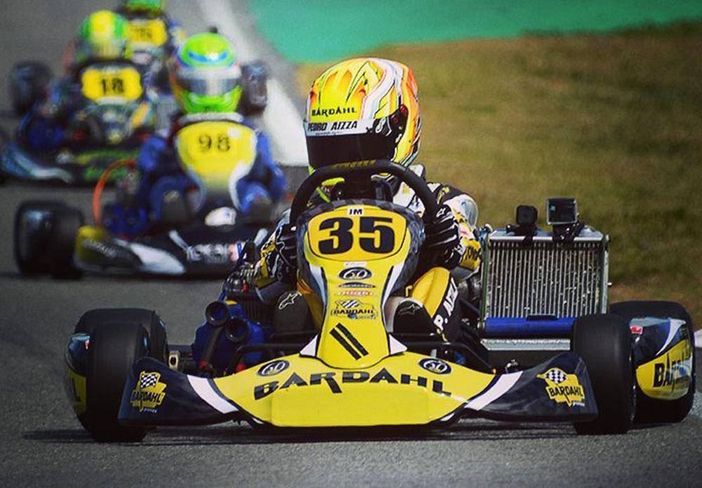 RBC Motorsport comemorou dois títulos na Copa Brasil de Kart
