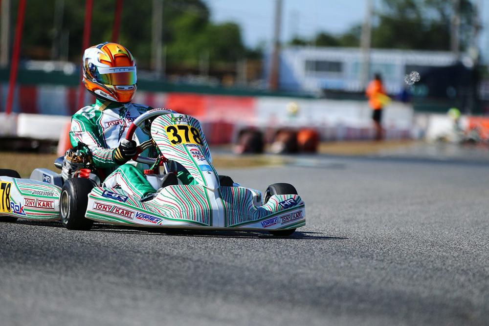 Kart: Arthur Leist disputa o ROK Cup International Final neste final de semana na Itália