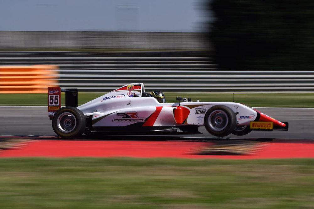 Monza recebe, neste fim de semana, as finais da F4 Italiana