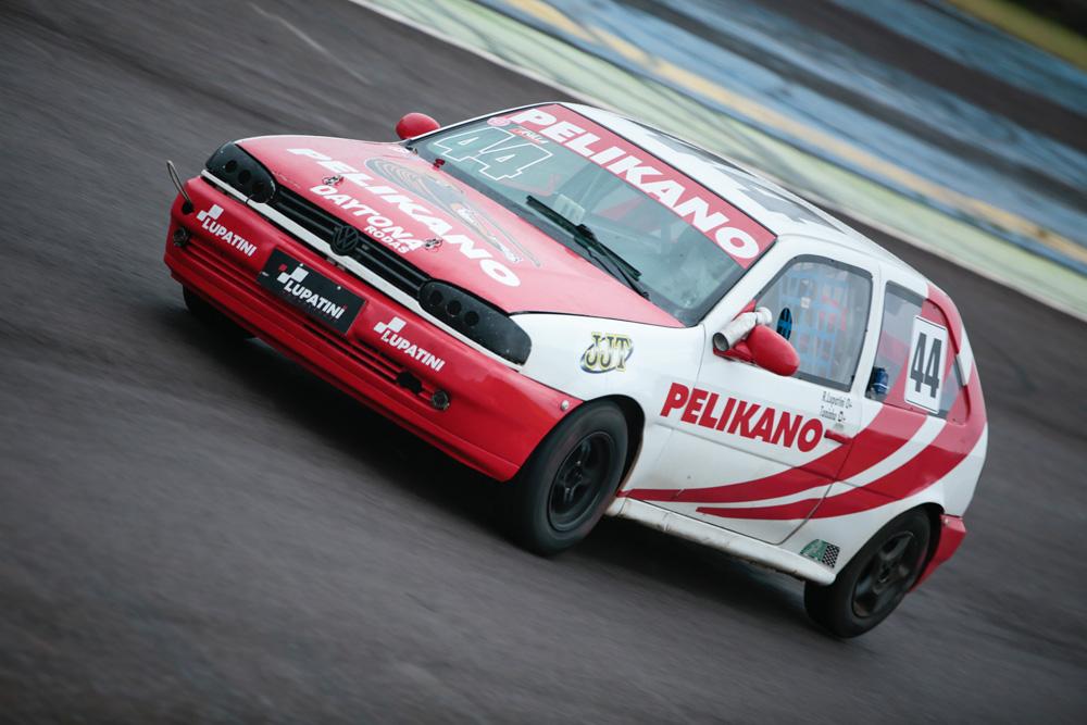 Equipe Lupatini Motorsport correu a 7.ª etapa em Cascavel