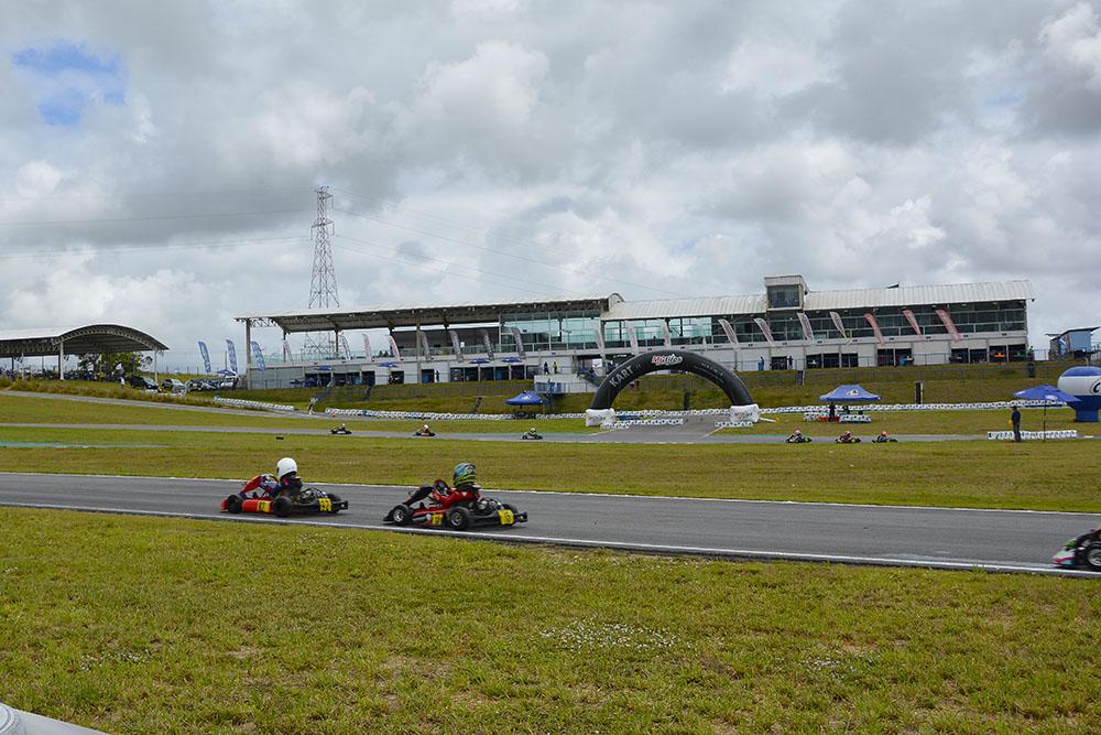 19ª Copa Brasil de Kart começou com força total na Paraíba